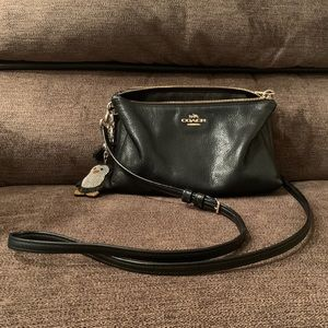Coach Lyla Leather Crossbody Bag